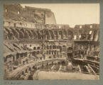 Roma, Colosseo, Interno